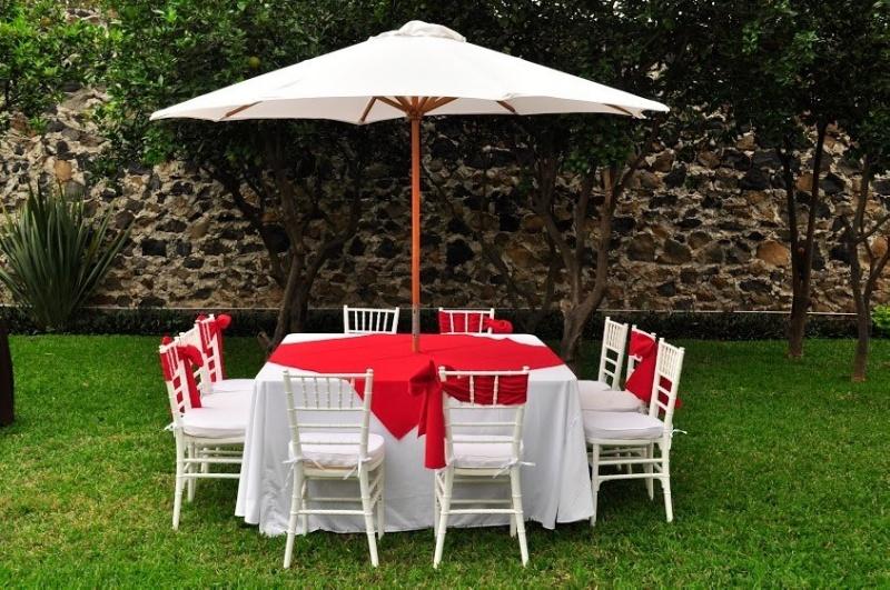 Fabrica De Sombrillas Mexico 0445529649053 Distrito Federal - Sombrillas-grandes-para-jardin